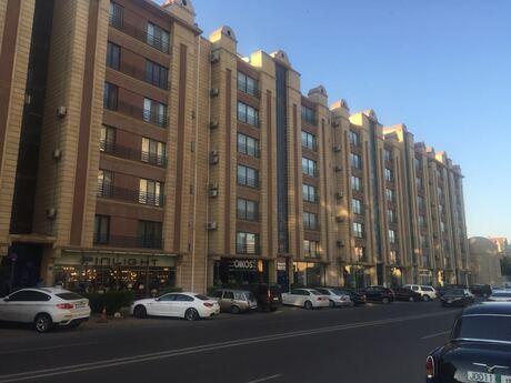 4-комн. новостройка - м. Гянджлик - 155 м²