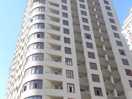 4 otaqlı yeni tikili - Nəsimi r. - 184.9 m²