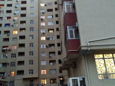 3 otaqlı yeni tikili - Şah İsmayıl Xətai m. - 104 m²