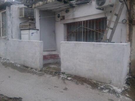 1 otaqlı köhnə tikili - Şah İsmayıl Xətai m. - 40 m²