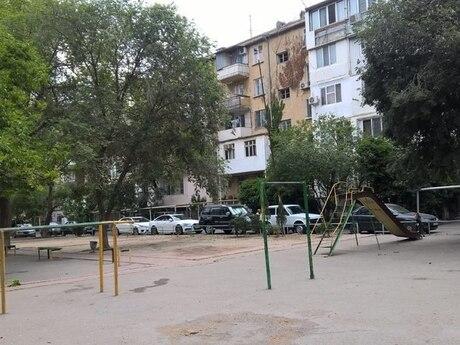 2 otaqlı köhnə tikili - Səbail r. - 45 m²