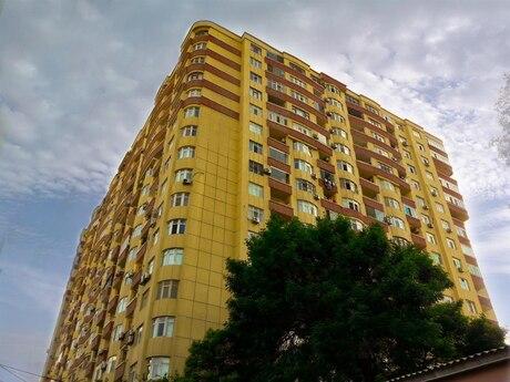 3 otaqlı yeni tikili - Nərimanov r. - 132 m²