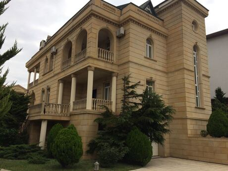 6 otaqlı ev / villa - Səbail r. - 700 m²