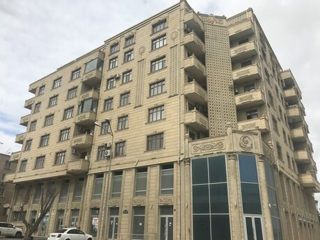 2-комн. новостройка - м. Нариман Нариманова - 50 м²