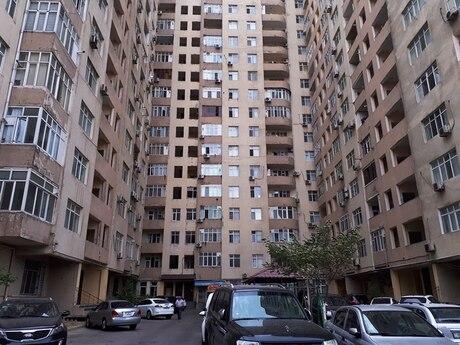 1 otaqlı yeni tikili - Binəqədi r. - 45 m²