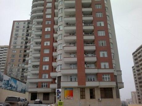4-комн. новостройка - м. Эльмляр Академиясы - 90 м²