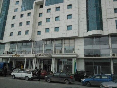 3 otaqlı ofis - Şah İsmayıl Xətai m. - 108 m²