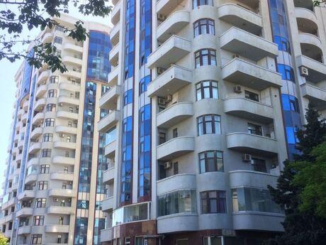 4 otaqlı yeni tikili - Nəsimi r. - 209 m²