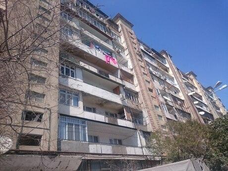3 otaqlı köhnə tikili - Əhmədli m. - 82 m²