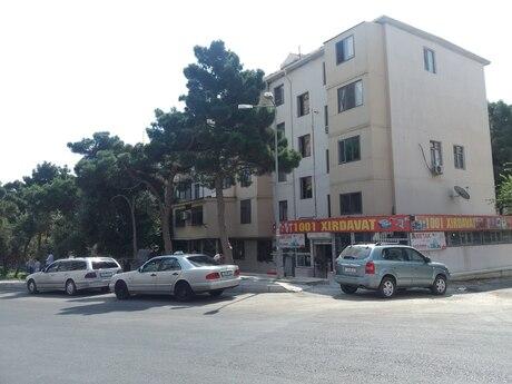 3 otaqlı köhnə tikili - Nəsimi r. - 56 m²