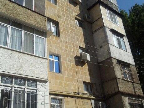 3 otaqlı köhnə tikili - Yasamal q. - 85 m²