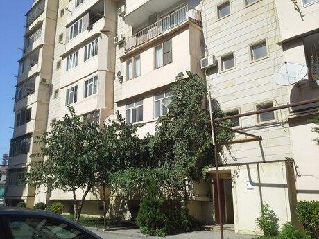 5 otaqlı köhnə tikili - Nəsimi m. - 123 m²