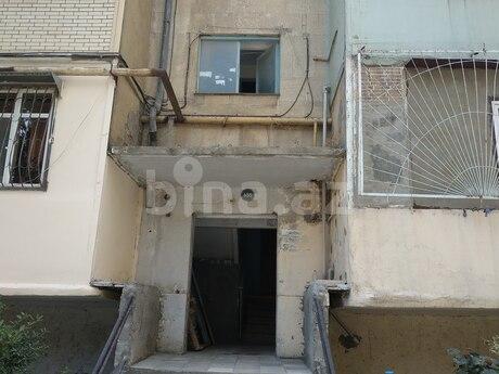 1 otaqlı köhnə tikili - Xalqlar Dostluğu m. - 36.4 m²