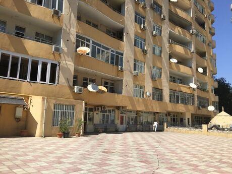 3 otaqlı yeni tikili - Nəsimi r. - 124 m²