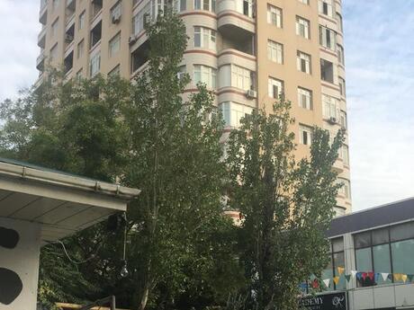 4-комн. новостройка - м. Нариман Нариманова - 158 м²