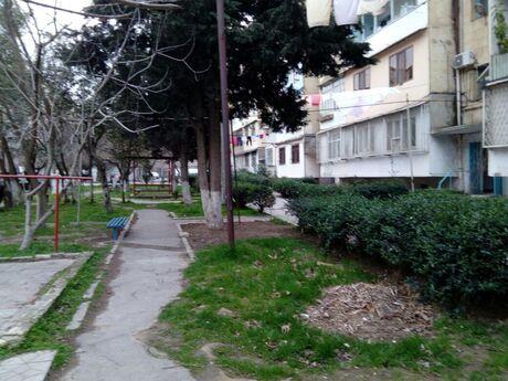 1 otaqlı köhnə tikili - Xalqlar Dostluğu m. - 45 m²
