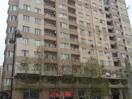 3 otaqlı yeni tikili - Nəsimi r. - 145 m²