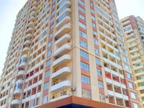3 otaqlı yeni tikili - Şah İsmayıl Xətai m. - 138 m²