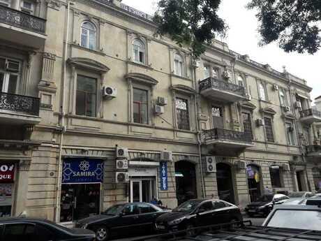 2 otaqlı köhnə tikili - Sahil m. - 43 m²