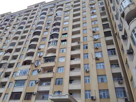 4-комн. новостройка - м. Мемар Аджеми - 141 м²