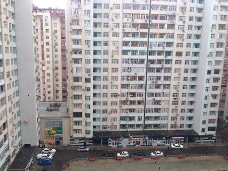 3 otaqlı yeni tikili - Həzi Aslanov q. - 96 m²