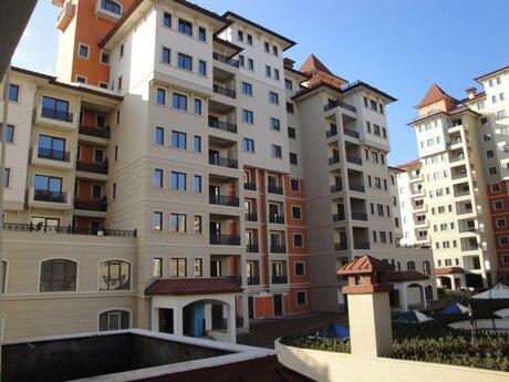 5 otaqlı yeni tikili - Nəsimi r. - 300 m²