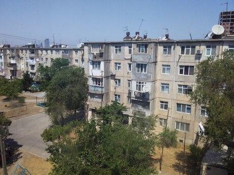 2 otaqlı köhnə tikili - Neftçilər m. - 51 m²
