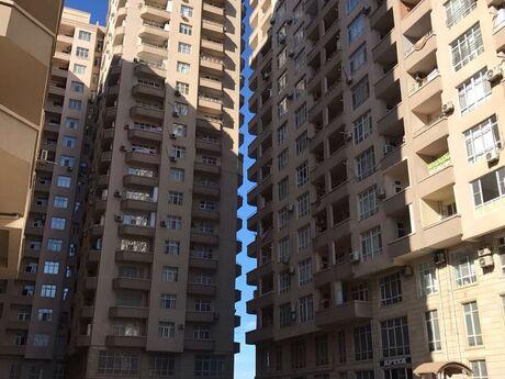 2-комн. новостройка - Насиминский  р. - 92 м²