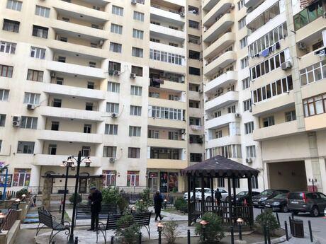 2 otaqlı yeni tikili - Nərimanov r. - 76 m²