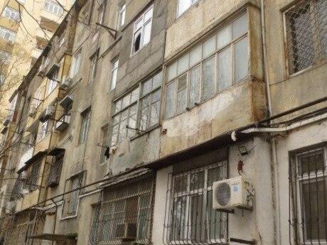 2-комн. вторичка - м. Мемар Аджеми - 50 м²