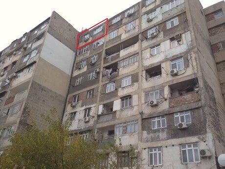 2 otaqlı köhnə tikili - Nərimanov r. - 34 m²