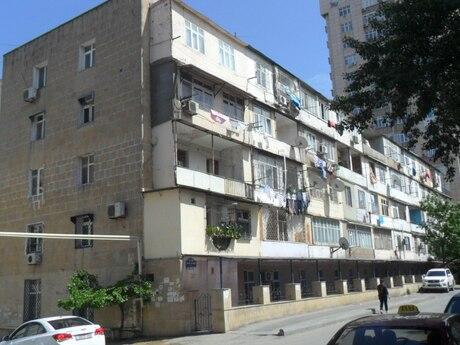 1 otaqlı köhnə tikili - Elmlər Akademiyası m. - 38 m²