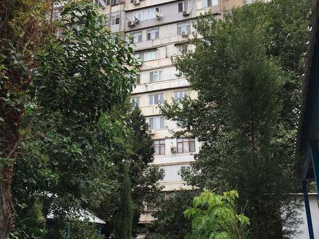 4 otaqlı köhnə tikili - Yasamal r. - 125 m²