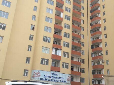 16 otaqlı yeni tikili - Yeni Yasamal q. - 160 m²