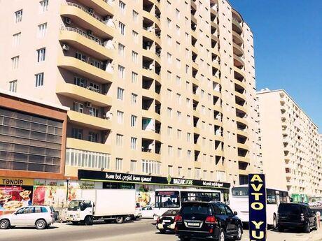 2-комн. новостройка - пос. Бадамдар - 105 м²
