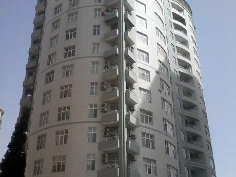 5 otaqlı yeni tikili - Nəsimi r. - 200 m²