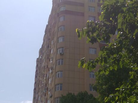 4 otaqlı yeni tikili - Nərimanov r. - 187 m²