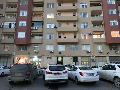 3 otaqlı yeni tikili - Şah İsmayıl Xətai m. - 150 m²