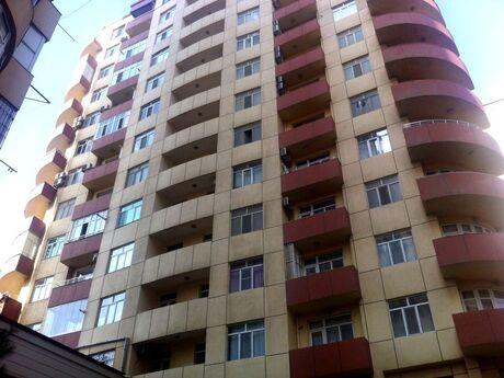 4 otaqlı yeni tikili - Nəsimi r. - 230 m²