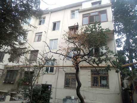2 otaqlı köhnə tikili - Neftçilər m. - 35 m²