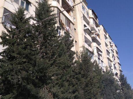 3 otaqlı köhnə tikili - Nəsimi m. - 73 m²