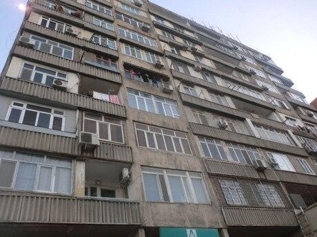 3-комн. вторичка - м. Нариман Нариманова - 80 м²