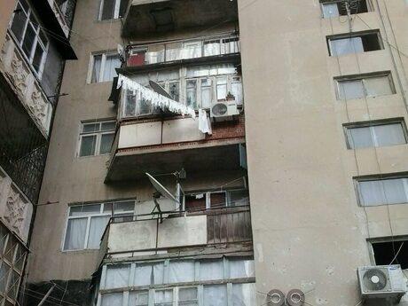 1-комн. вторичка - пос. Старые Гюнешли - 46 м²