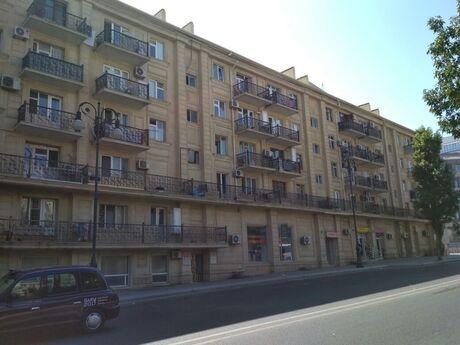 4 otaqlı köhnə tikili - Yasamal r. - 80 m²