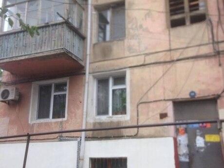 1 otaqlı köhnə tikili - Koroğlu m. - 36 m²