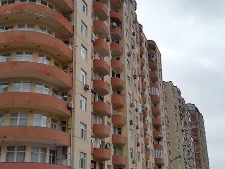 3-комн. новостройка - м. Нефтчиляр - 94 м²