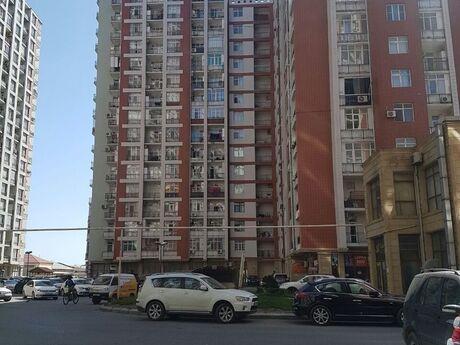 3-комн. новостройка - м. Нариман Нариманова - 85 м²