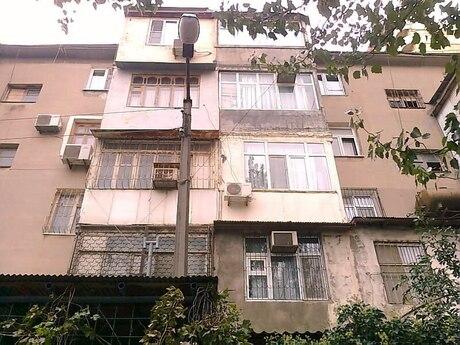 1-комн. вторичка - м. Нариман Нариманова - 32 м²