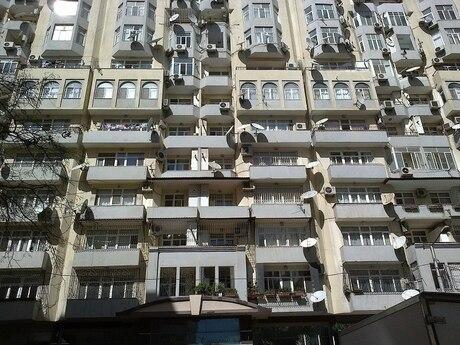 3-комн. новостройка - м. Низами - 86 м²
