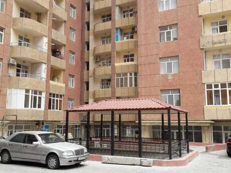 3 otaqlı yeni tikili - Yeni Yasamal q. - 122 m²